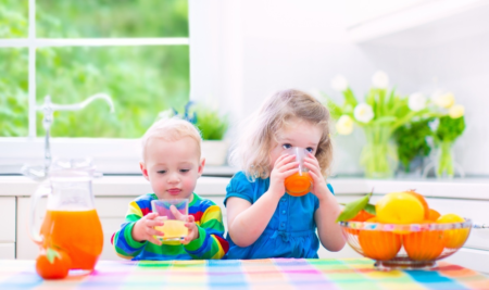 A importância da alimentação para o aprendizado infantil